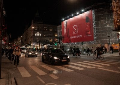 Armani magasins torv nov 2018 nat