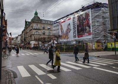 Addidas magasins torv Marts 2019 dag
