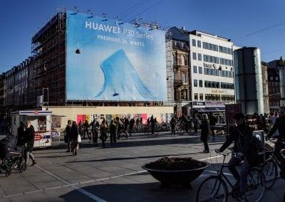 Huawei nørreport Marts 2019 dag