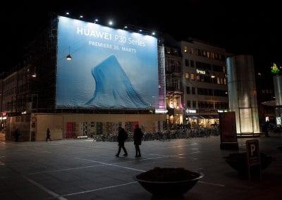 Huawei nørreport Marts 2019 nat