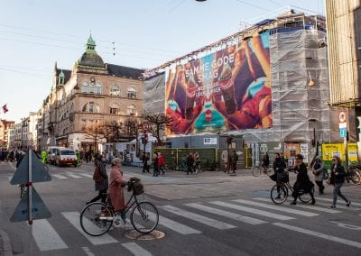 Coca Cola Magasins torv April 2019 dag
