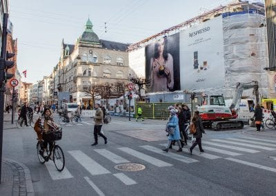 Nespresso magasins torv April 2019 dag
