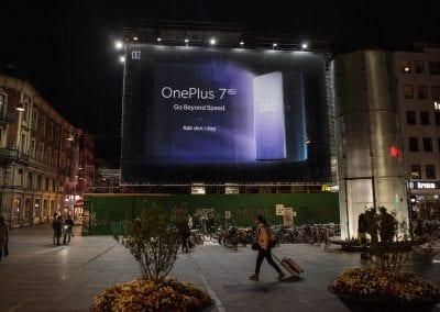 OnePlus nørreport Maj 2019 nat